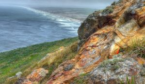 Point Reyes Headland by PaulWeber