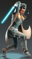 SWTOR Jedi by superhawkins