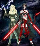 Jedi or Sith? by EclipseSeraph
