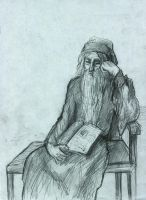 Dumbledore worrying by Hillary-CW