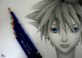 Sora by 8Bpencil