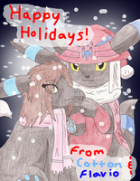 Happy Holidays 2010 by Sir-Genesis