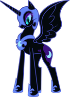 Nightmare Moon by Triox404