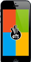 ETS in iPhone 5 by ETSChannel