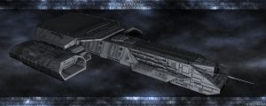 BC-304 Daedalus space by SGA-Maddin