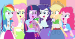 Equestria Girls! by Lucy-tan