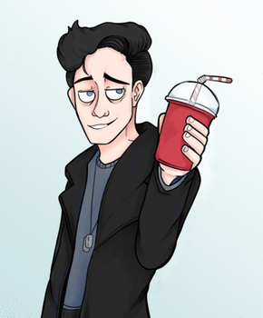 JD gif -Heathers by ImahPixel