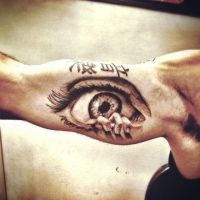 The Eye Tattoo by RockabillyReese