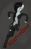 Marceline The vampire queen by buttercup200
