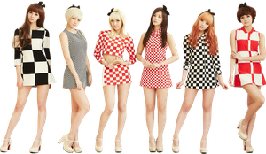 Hello Venus PNG Render by classicluv