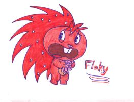 Flaky by Neenagirl2220