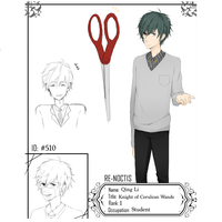 Re-Noctis APP #510 by akkochi