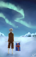 Northern Lights by uixela