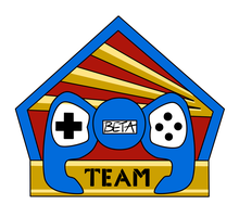 Team Beta GOG Logo for Extra Life by ansatsushawdi