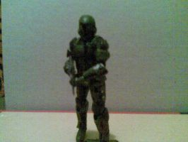 ODST Marine by saria-the-elf
