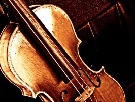Violin by Sudlice