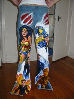 The Superhero Pants 2 by Evangeline-Lilly