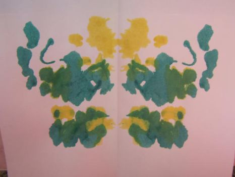ink blot test part 1 by castaway2000