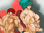 KING OF FIGHTERS by Somdude424