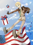 Hero's Independence 2012 by Arcaeynn