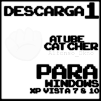 [DESCARGA] ATUBE CATCHER by AlfonsoOkno