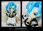 Grimmjow by renealexa-plushie