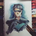 To become nightwing by thesevenz7
