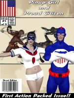 Pinup Girl and Proud Citizen by ProphetX