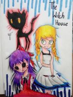 The Witch House by Caremelblue