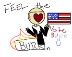 If Burr Puts Posters For Presidency.... by ColliDaGr8