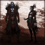 Dark Elfs by your-fathers-belt