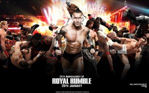 Royal Rumble 2012 featuring Randy Orton by i-am-71