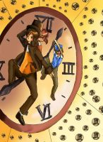 Layton and the unwound future by edogori