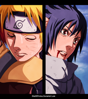 Naruto 662 - The end of reality by KhalilXPirates