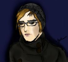 Mikey Way by justjuli11