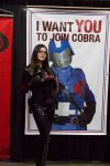 2012 Comikaze - The Baroness by TheLadyNightshayde
