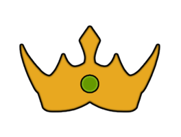 Crowned Ones Logo by Space-Drive-Overdose