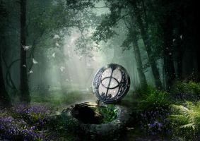 Chalice Well by ArwensGrace