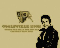 Coolsville- The Fonz by Kwan-c