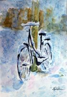 Bicycle by danuta50