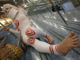 Shiro Deadman Wonderland Cosplay 2012 Anime Expo by WhiteSoot