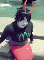 Homestuck - Kanaya Maryam. by BigHeadedMonster