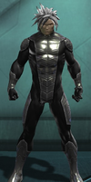 Quicksilver Ultimate (DC Universe Online) by Macgyver75