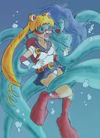 Sailor Moon Scubasuit 2 by ZeFrenchM
