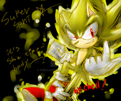 super sonic - by chellchell