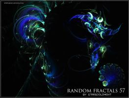 Random Fractals 57 By Starscoldnight by StarsColdNight