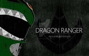 Dragon Ranger by DesignsByTopher