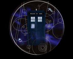 Tardis Builders logo by gfoyle