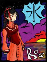 Exchange: Roe by littlestyo