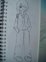 crappy doodle 4 -at school by Heleno-the-magnifico